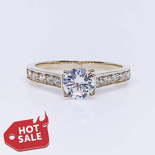 4ca6fdcef3fb IMPERIALE 14K - Anelli